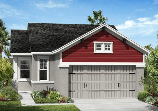 Ryland Homes Waterset Apollo Beach Florida Florida