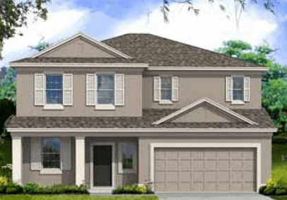 Ashton Woods Homes Tanglewood Preserve Gibsonton Florida Move in Ready Inventory