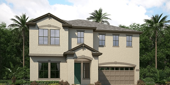 Lennar Homes Heron Preserve at K-Bar Ranch New Tampa Florida