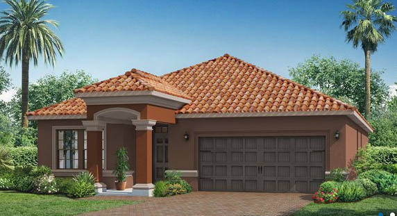 Riverview Florida New Homes with easy access to highway I-75