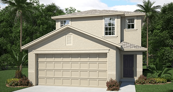 Lennar Homes The Grove at Summerfield Crossing Riverview Florida