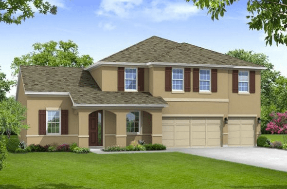 Tampa New Homes for Sale - Tampa Florida New Construction