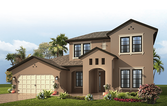 Brandon, Florida Newly Constructed Homes for Sale