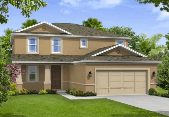 Tampa Bay New Homes for Sale | Tampa Florida New Homes