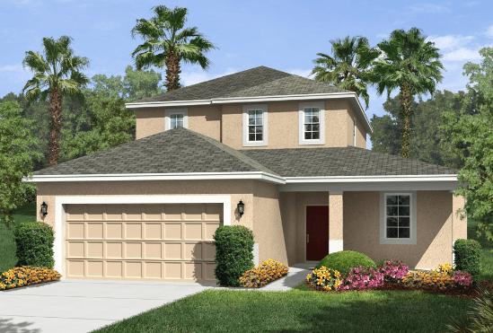 Popular New Homes Riverview Florida