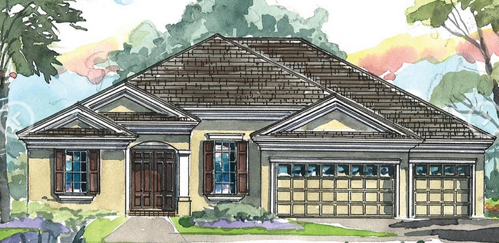 The Popular Master Planned Comminuty is Waterleaf in Riverview Florida
