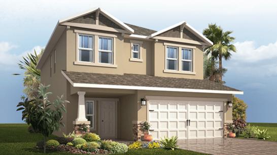 FishHawk Ranch Home Builders & New Homes Lithia Florida