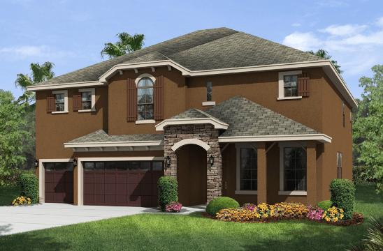 Sereno New Home Community - Wimauma Florida