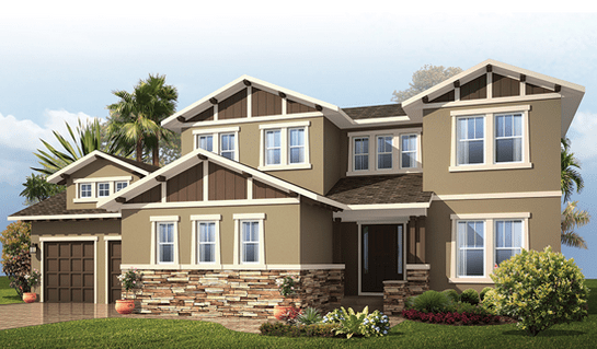 New Homes for sale in Waterset in Apollo Beach Florida