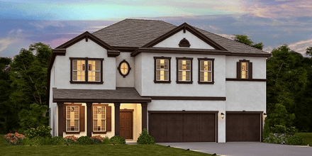 Country Walk - The Signature Collection Wesley Chapel, FL - 2,516 - 4,158 sq. ft. $316,990 - $389,990
