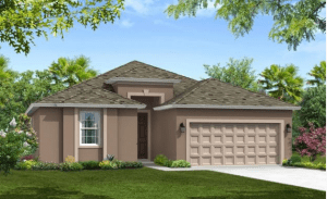 New Homes Rhodine Road Riverview, Florida 33579