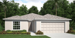 Move-In New Homes in Riverview Florida