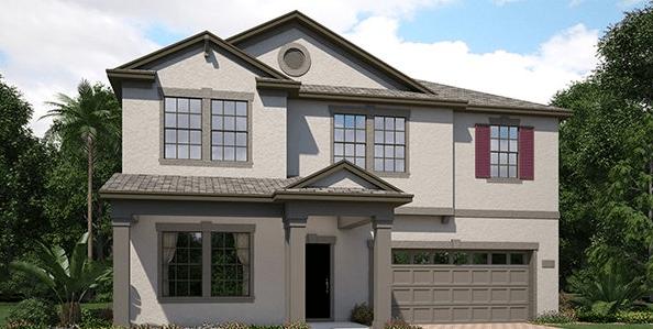 Lennar Homes Ballantrae Riverview