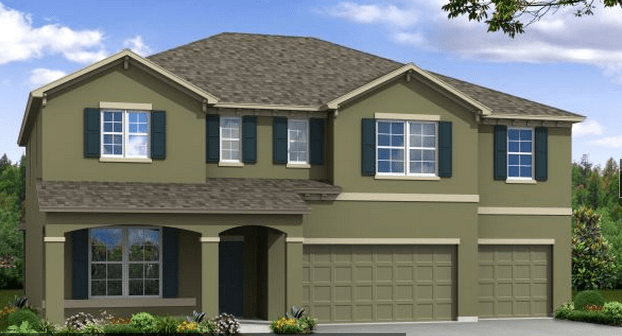 New Homes, House, Home, Riverview Florida