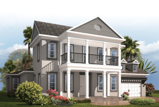 Newly Built Houses: Riverview Florida
