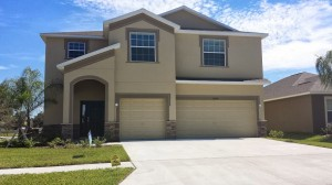 Beautiful Move-In Ready New Homes, Riverview Florida