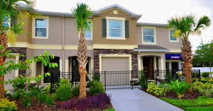 The Cove at Avelar Creek Townhomes D.R. Horton Homes Riverview Florida
