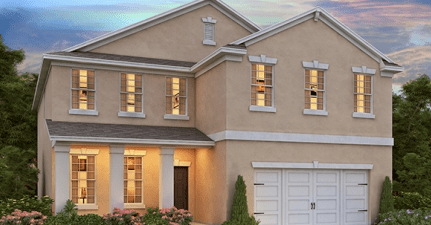 You are currently viewing Mariposa   New Homes   Meritage Homes   Riverview Florida