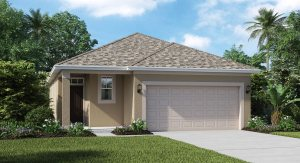 Connerton The Auburn 1,504 sq. ft. 3 Bedrooms 2 Bathrooms 2 Car Garage 1 Story Land O Lakes Fl