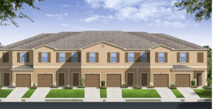 HAWK'S POINT Townhomes -Ruskin-South Shore HOA $140.33 mo/CDD $71.58 mo.