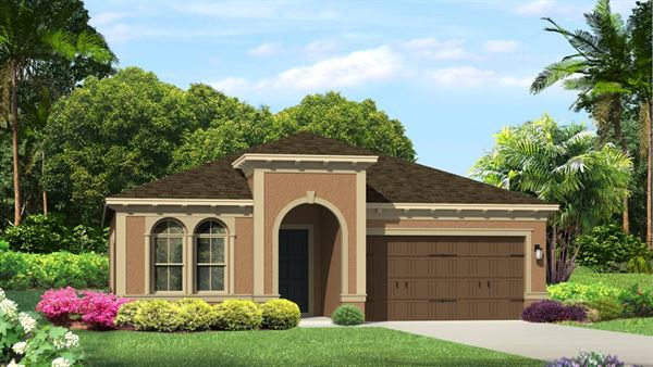 New Homes in Wesley Chapel Florida
