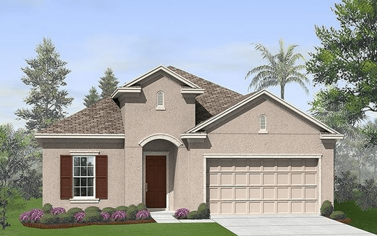 Ryland Homes Waterstone Lakes Riverview FL