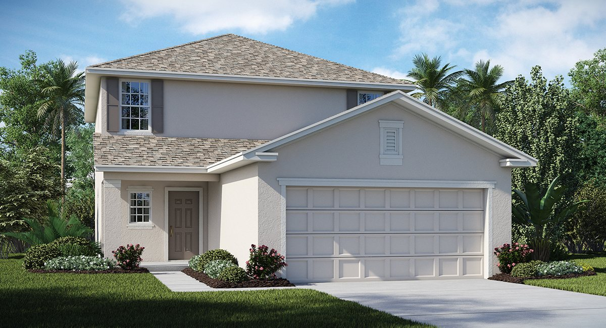 South Shore New Homes for Sale in Riverview Florida – New Homes