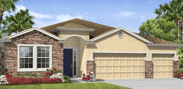 D.R. Horton Homes Del Tierra Bradenton  Florida