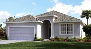 Riverview Fl  2 & 3 Car Garage New Single Family Homes