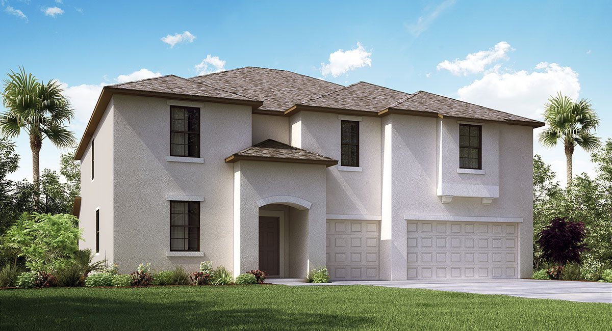 You are currently viewing Sereno The Himalayan 4,054 sq. ft. 7 Bedrooms 4 Bathrooms 3 Car Garage 2 Stories Wimauma Fl