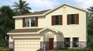 D.R. Horton Homes Avalon Park West Wesley Chapel Florida