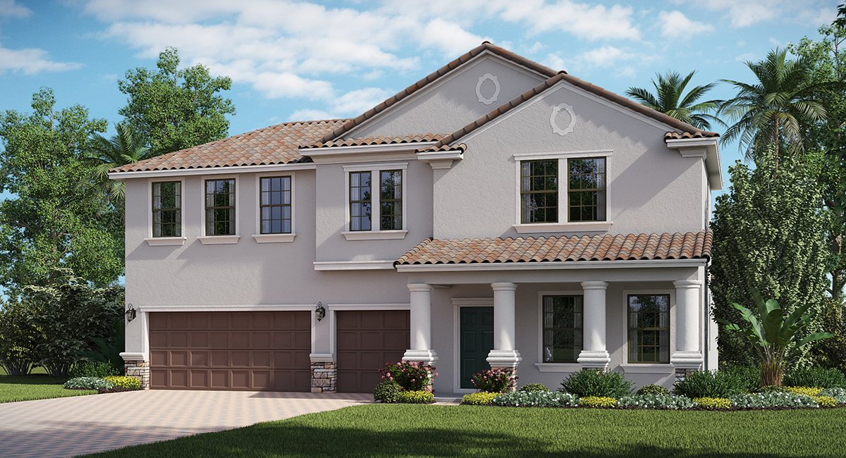 New Homes Move-In Ready Riverview Florida