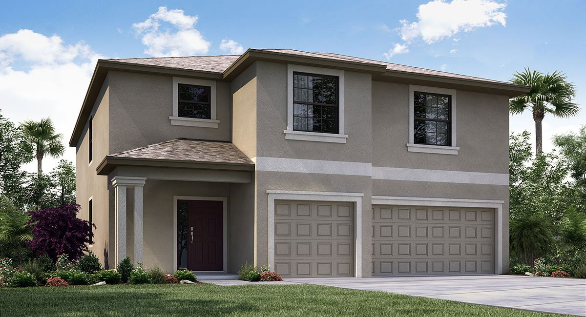 You are currently viewing There are about One Dozen Production Home Builders in the Riverview Fl
