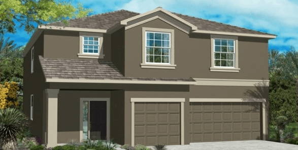 South Shore, Florida Located, Ruskin Florida, New Homes