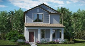 New Homes The Arbors at Wiregrass Ranch: The Manor Homes  Wesley Chapel Florida