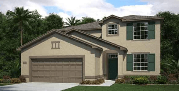 You are currently viewing Ballentrae The Mayflower 2,529 sq. ft .4 Bedrooms 3 Bathrooms 2 Car Garage 2 Stories Riverview Fl