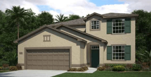 New Homes Ballentrae Riverview Florida 33579