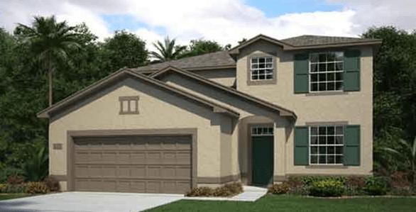 New Homes Ballentrae Riverview Florida 33579