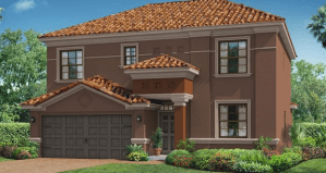 Waterleaf The Monaco 2,441 sq. ft.4  Bedrooms 2 Bathrooms 1 Half bathroom 2 Car Garage 2 Stories Riverview Fl