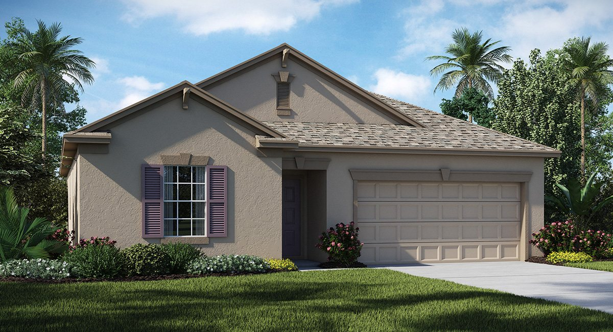 Updated  New Homes Riverview Florida
