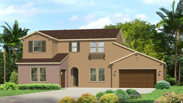You are currently viewing Preston Floor Plan in Waterleaf Riverview Fl
