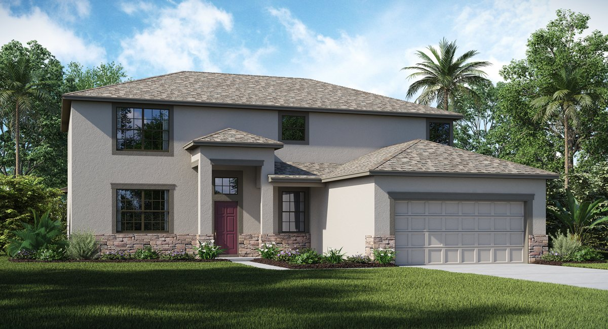 Sereno Wimauma Fl New Homes