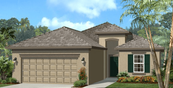 Lennar offers variety of new homes in South Shore – Ruskin Florida