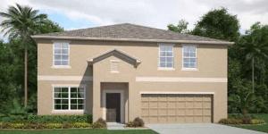 The Sequoia Model Tour Lennar Homes Tampa Florida