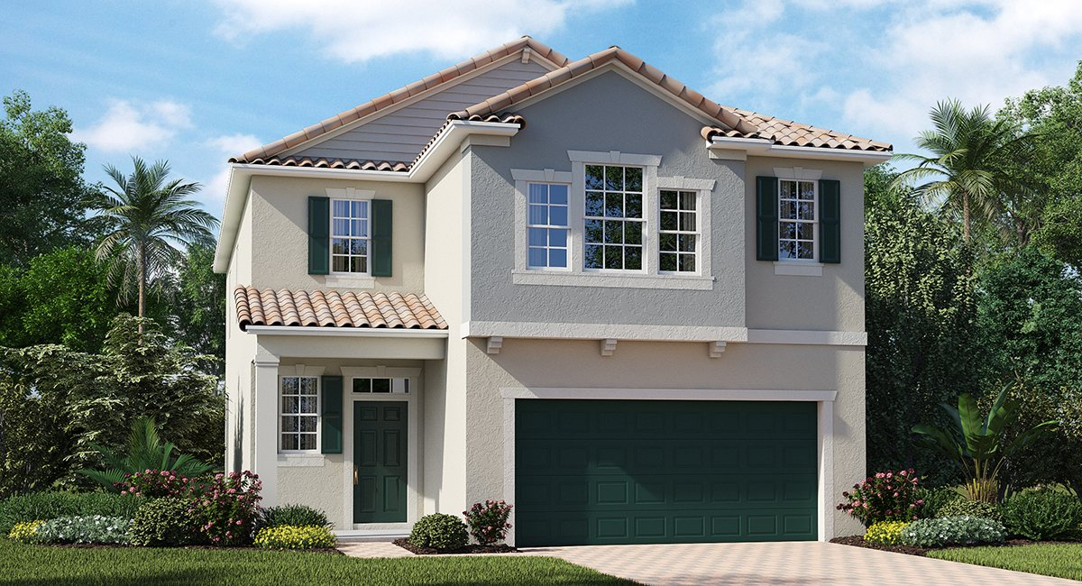 You are currently viewing Sheffield New Home Plan in La Collina by Lennar