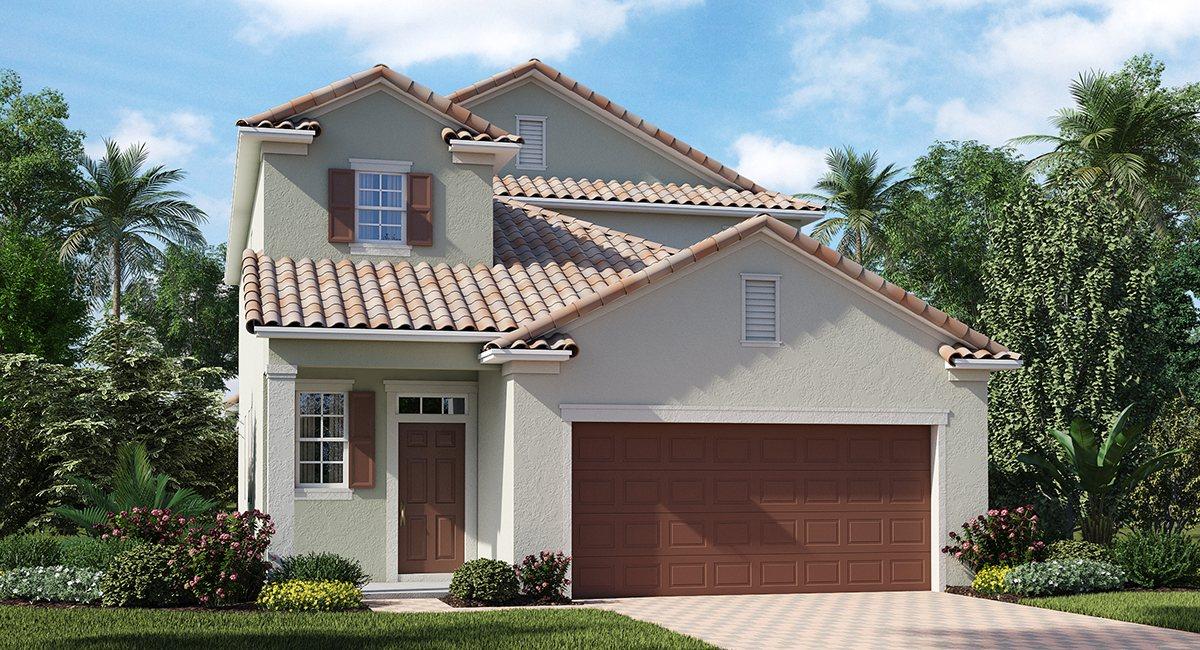 New Homes La Collina Brandon Florida