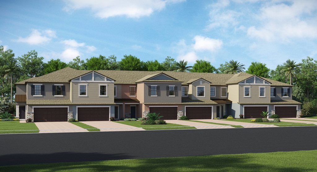 The Arbors at Wiregrass Ranch: The Town Estates