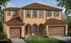 New Homes Watergrass Wesley Chapel Florida