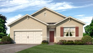 Sereno The Cali 1,828 square feet 4 bed, 2 bath, 2 car, 1 story Wimauma Fl