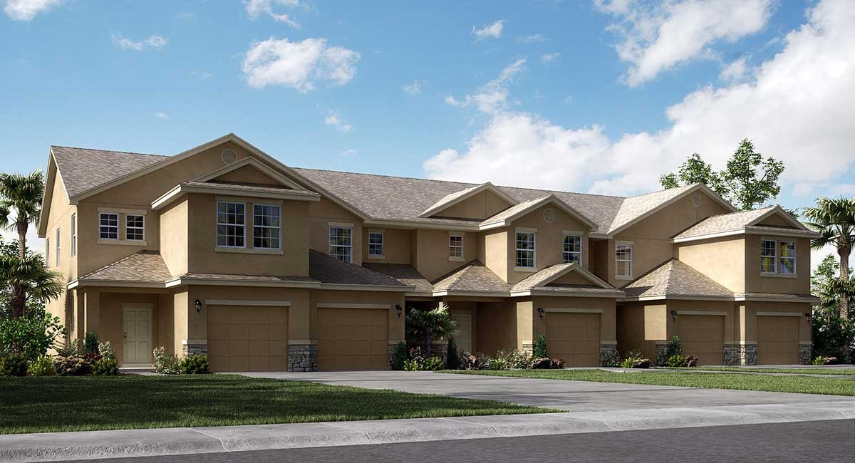 Chelsea Oaks | Lakeland Townhomes from the $140s